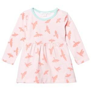 Livly Girls Dresses White Lotta Dress Pink Luna