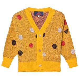 The Animals Observatory Unisex Jumpers and knitwear Beige Mantis Cardigan Soft Beige