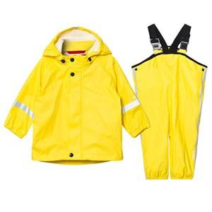 Reima Unisex Clothing sets Yellow Rain Outfit Tihku Yellow