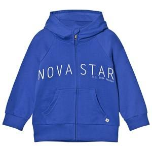 Nova Star Unisex Jumpers and knitwear Blue Hoodie Blue