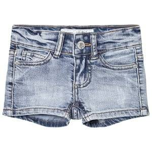 I Dig Denim Unisex Shorts Blue Savannah Shorts Blue