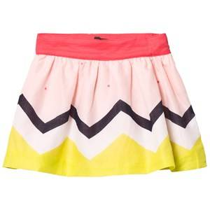 Catimini Girls Skirts Multi Multi Print Zig Zag Stripe Skirt