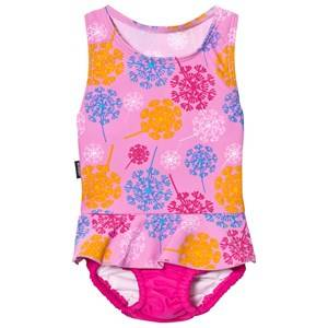 Lindberg Girls Swimwear and coverups Pink Rosa Swimsuit Diaper Pink