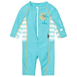 Lindberg Unisex Swimwear and coverups Blue Haven Suit Turquoise