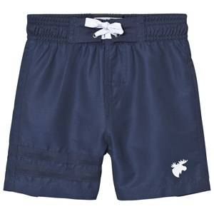 Lindberg Boys Swimwear and coverups Blue Eagle Beach Shorts Petroleum