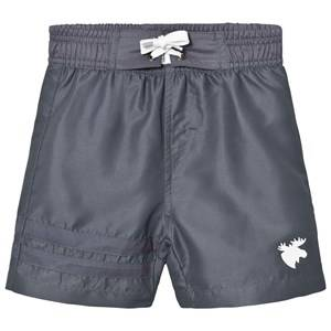 Lindberg Unisex Swimwear and coverups Grey Eagle Beach Shorts Anthracite