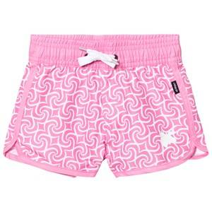 Lindberg Girls Swimwear and coverups Pink Tulum Beach Shorts Pink