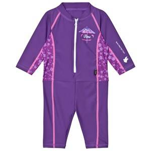 Lindberg Girls Swimwear and coverups Purple Haven Suit Lilac