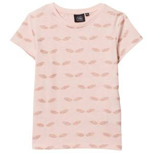 Petit by Sofie Schnoor Girls Tops Pink T-Shirt Cameo Rose