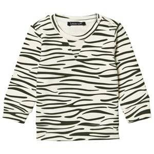 Little LuWi Unisex Jumpers and knitwear White Tiger Sweatshirt