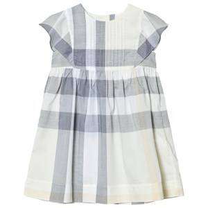 Burberry Girls Dresses Yellow Yellow Check Gertrude Dress