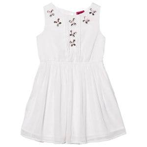 Me Too Girls Dresses White Laila 294 Dress Bright White