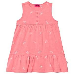 Me Too Girls Dresses Pink Lara 286 Dress Strawberry Pink