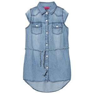 Me Too Girls Dresses Blue Laila 289 Dress Blue Denim
