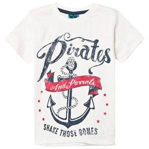 Me Too Boys Tops White Lasse 276 Top Snow White