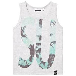 Molo Boys Tops Multi Rupert Tank Top Surf Palm