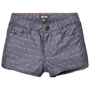 Me Too Girls Shorts Blue Lee 322 Shorts Light Blue
