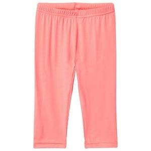 Me Too Girls Bottoms Pink Lee 326 Leggings Capri Bright Coral