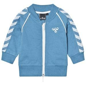 Hummel Boys Coats and jackets Blue Ayo Zip Jacket Cendre Blue