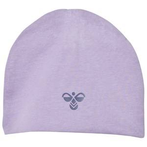 Hummel Girls Headwear Purple Bobo Beanie Hat Dusk