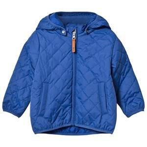 Ticket to heaven Unisex Coats and jackets Blue Jacket Mika With Detachable Hood True Blue