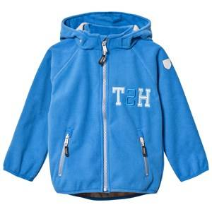 Ticket to heaven Unisex Fleeces Jacket Fleece Kristar French Blue