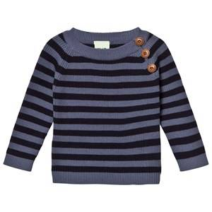 FUB Boys Jumpers and knitwear Blue Baby Sweater Denim/Navy
