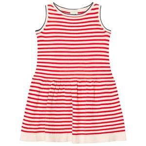 FUB Girls Dresses Red Dress Ecru/Red