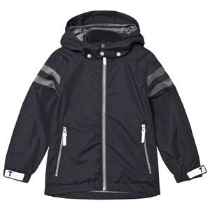 Ticket to heaven Boys Coats and jackets Blue Jacket Noland With Detachable Hood Total Eclipse Blue