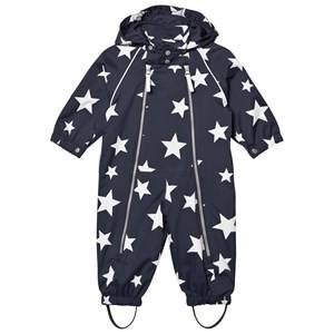 Ticket to heaven Unisex Coveralls Blue Nell Coverall Total Eclipse Blue