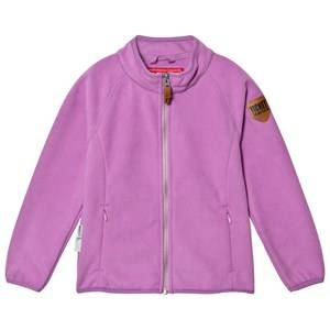 Ticket to heaven Girls Fleeces Pink Jacket Fleece Mallory 1/1 Sleeves Violet Rose