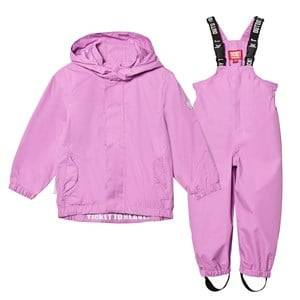Ticket to heaven Unisex Clothing sets Pink Rain Set 2 pcs Violet Rose