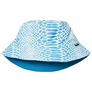 Lindberg Unisex Headwear Blue Buffalo Sun Hat Blue