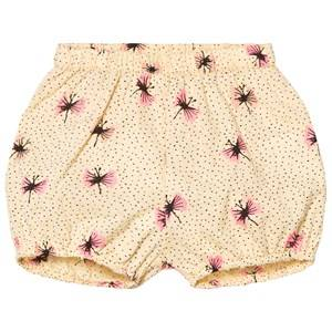 Soft Gallery Girls Shorts Yellow Pip Bloomers Sunlight Polkafly