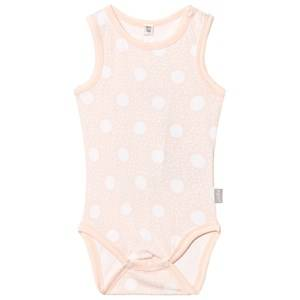 Hust&Claire; Girls All in ones Pink Sleeveless Baby Body Soft Rose