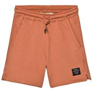 Soft Gallery Unisex Shorts Brown Alisdair Shorts  Baked Clay