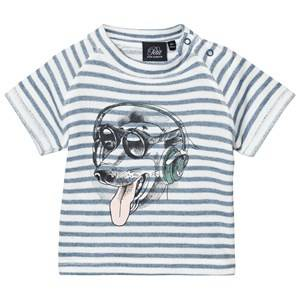 Petit by Sofie Schnoor Unisex Tops Multi T-Shirt Striped