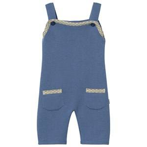 Lillelam Boys Norway Assort Bottoms Blue Trousers Embroidery Sky Blue