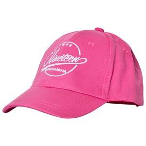 Geggamoja Girls Commission Headwear Pink Cap Pink