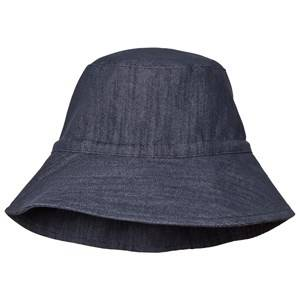 Huttelihut Unisex Headwear Blue Bucket Hat Denim