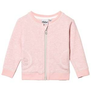 eBBe Kids Girls Jumpers and knitwear Pink Stella Sweat Jacket Pink Dazzle