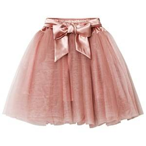 DOLLY by Le Petit Tom Girls Skirts Pink Romantic Long Tutu Dusty Pink