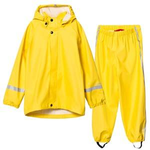 Reima Unisex Clothing sets Yellow Viima Rain Outfit Yellow