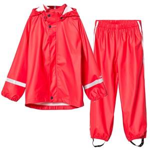 Reima Unisex Clothing sets Red Viima Rain Outfit Red