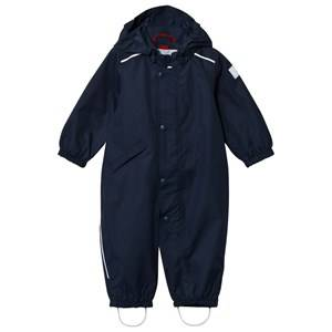 Reima Unisex Coveralls Navy Fudge Reimatec® Coverall Navy