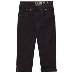 Garcia Boys Childrens Clothes Bottoms Black Torano Slim Jeans Black