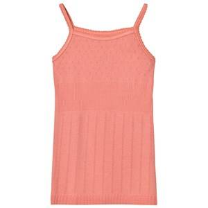 Noa Noa Miniature Girls Tops Pink Doria Mini Basic Top Strawberry Ice