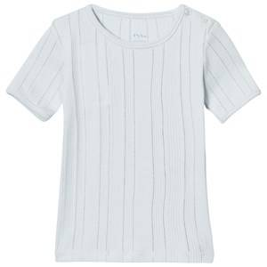Noa Noa Miniature Boys Tops Blue Doria Basic T-Shirt Baby Blue