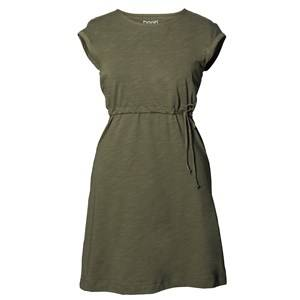 Boob Girls Maternity dresses Green Celia Dress Burnt Olive