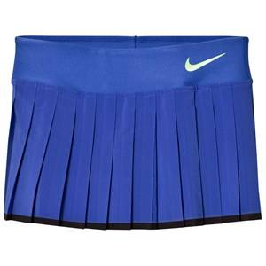 NIKE Girls Skirts Blue Victory Tennis Skirt Paramount Blue